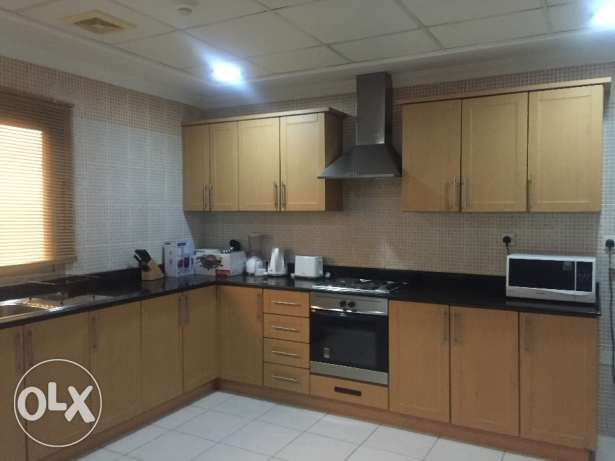 2 Bedrooms Fully Furnished Apartment in Juffair