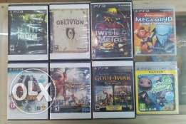 playstation3 games collection