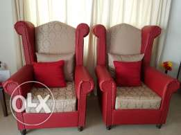 Formal sofa set (8 seater)