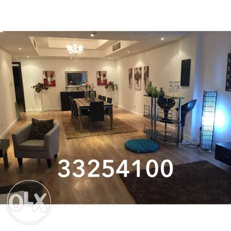 flat 3 bedroom +maid for rent in amwaj mena 7