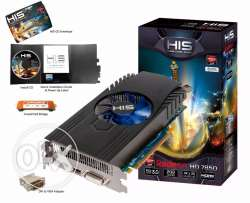 For Sale HIS Radon 7850 2 GB Graphics Card