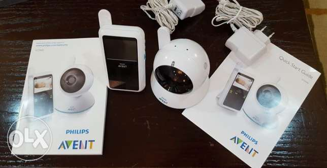 Phillips Avent Baby Video Monitor