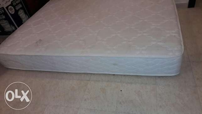 Mattress for sale in 100 % good condition not used much