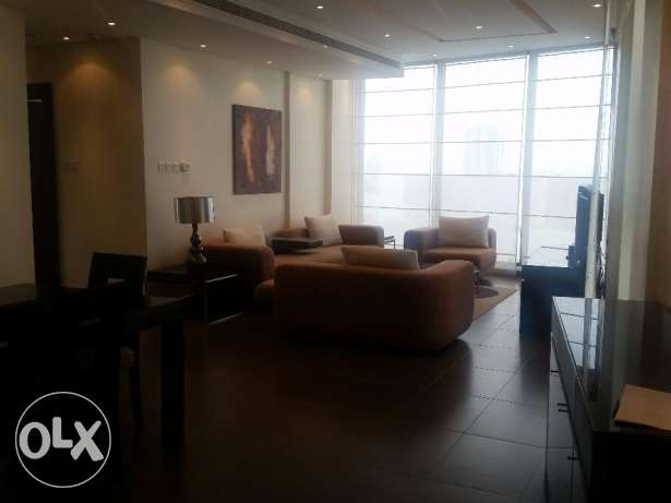 Modern penthouse available in an attractive location in Sanabis