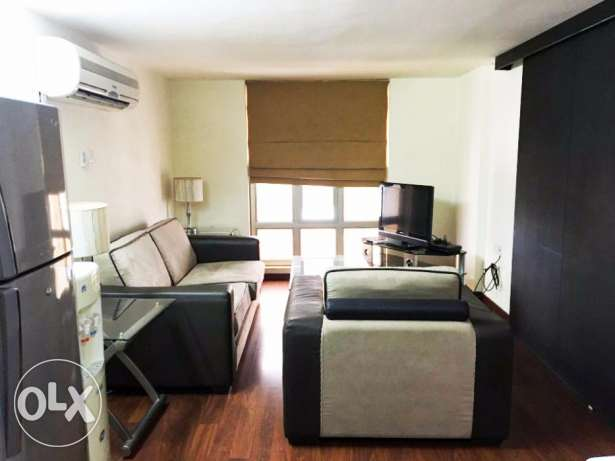 Small 1 Bedroom Apartment For Rental In Juffair
