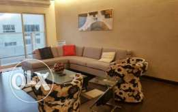 Sea view executive 2.5 bedroom fully furnished apartment