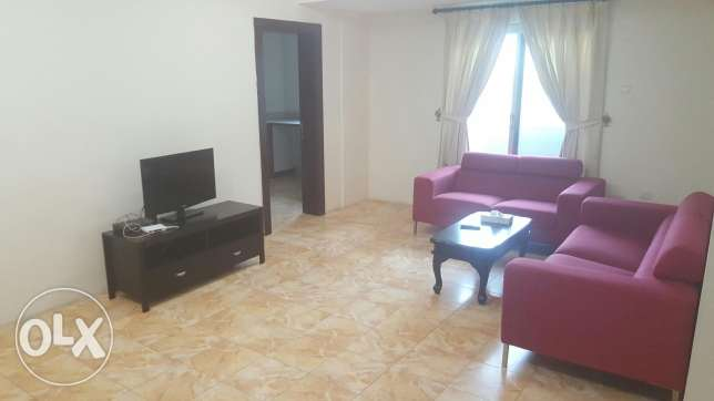 Two Bedrooms fully furnished apartment with facilities