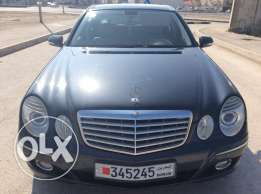 For Sale 2009 Mercedes Benz E230 Elegance Single Owner Bahrain Agency