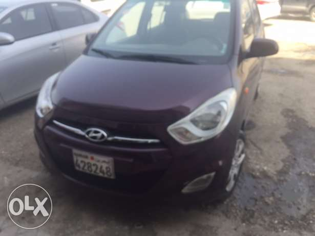 Hyundai i10 2013 model for sale