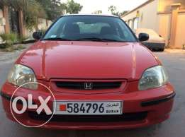 For Sale 1998 Honda Civic Hatch Back Germany Spec