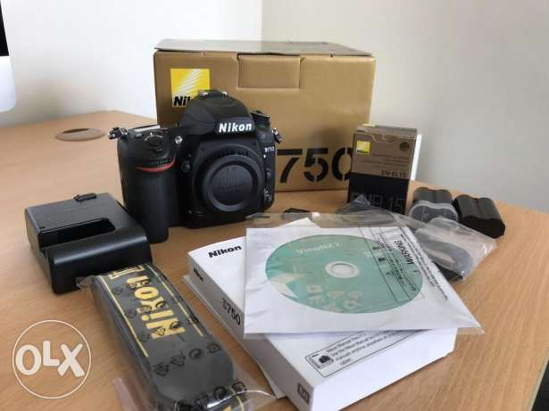 brand new nikon d750 for sale