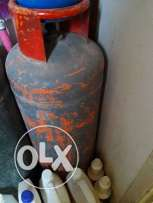 Awal Gas Cylinder with New Regulator (Free Delivery. BD 28 Only ).