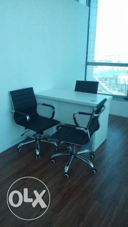 150BD Physical Offices Package