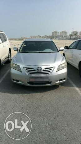 Silver colour 2008 camry for sale