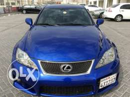 For Sale 2008 Lexus IS F USA Specification