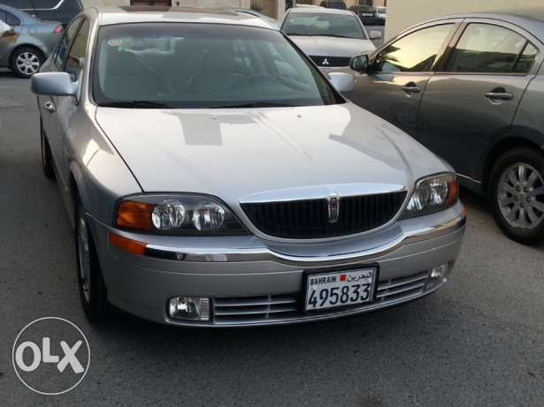 For Sale 2000 Ford Lincoln LS Only 24000Km From Montana
