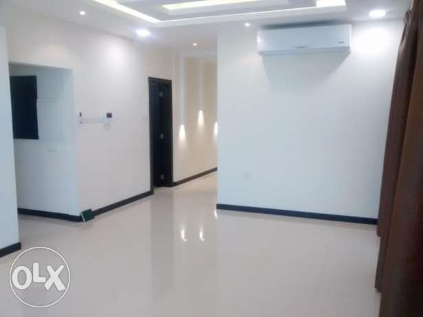 3 bedroom semi furnished apartment with balcony for rent at Janabiya
