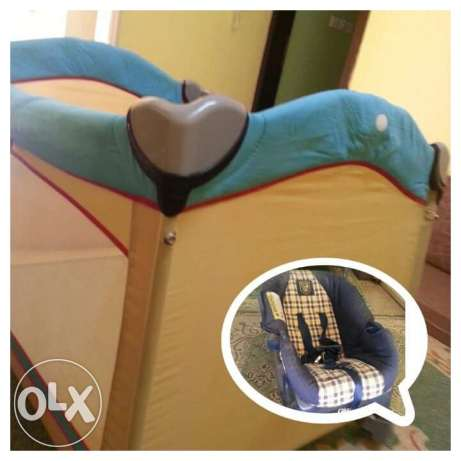 Baby coat & Baby car seat for sale