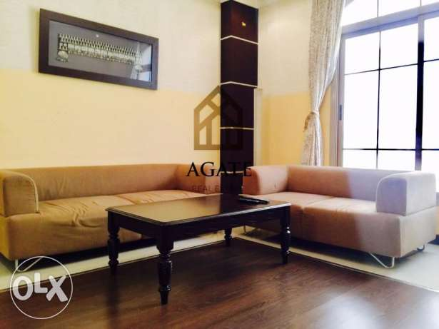 Two bedrooms apartment for rent in Seef area.