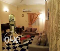 For rent, luxurious fully furnished single room flat at Saar Gate