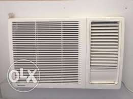 sharp ac for sale as good as new