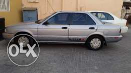 Hi I want sale Nissan Sunny 1991 passing 7 month engin and AC is new