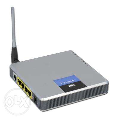 Linksys used adsl wirelss router