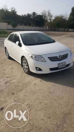 Corolla 2009 for sale