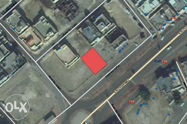 352 sqm Land for Sale in A'ali Area, Ref: MPM0089