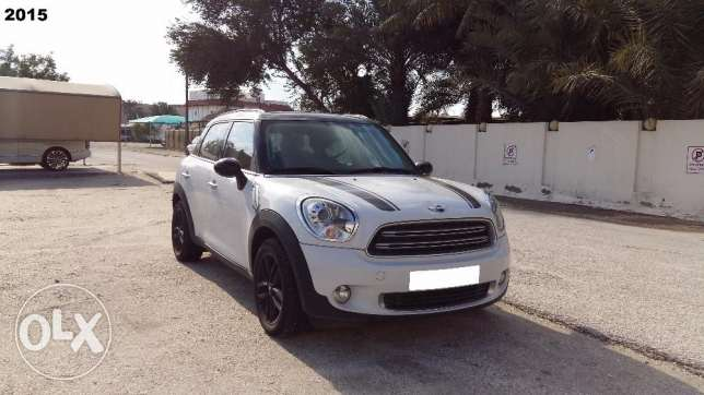 2015 model Mini Cooper Countryman (mileage only 7000 Km)
