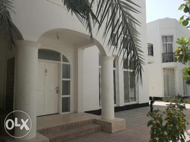 MAHOOZ - 3 Bedroom Semi Furnished Compound Villa for Rent