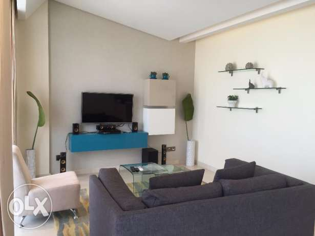 1 BRM fully furnished in Reef island