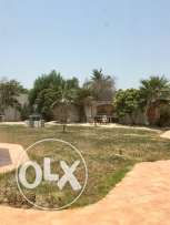 villa on 2725 sq Mtrs land Saar