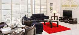 3 Bedroom fully furnished modern luxury flat for rent with all facilit