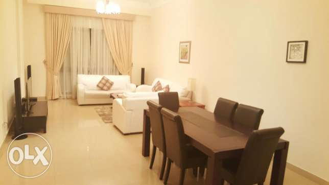 all amenities FF 1 BRoom flat in Sanabis