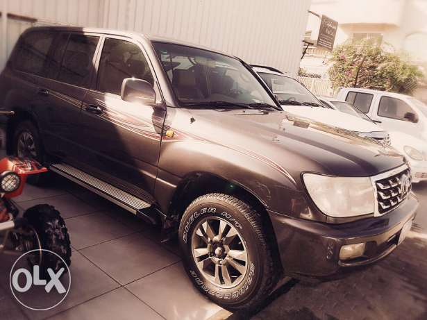 Toyota Land Crusier G X 2007 Model Now For Sale