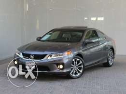 Honda Accord Coupe V6 35EX 2DR Auto With Navg 2015 Grey For Sale