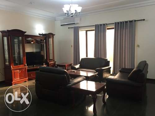 Spacious 3br 3bath fully furnish aprt in Umm al hassam B.D 600/- Inc.