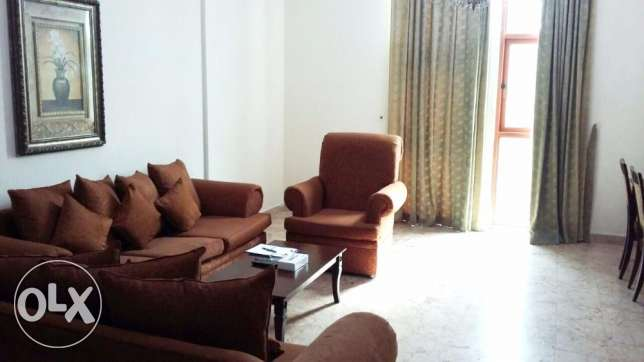 Attractive 2 -Bedroom, Furnished Apartment for You!