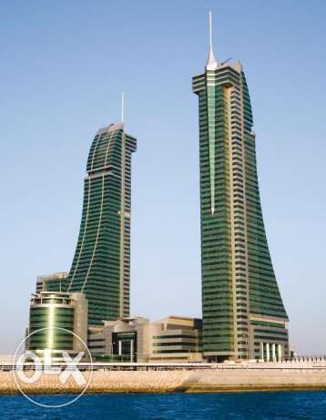 Serviced and Virtual Offices at Bahrain Financial Harbour
