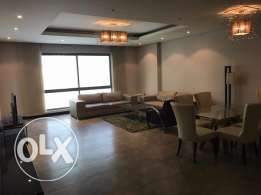 Spacious flat in Amwaj / 2 BR / Balcony