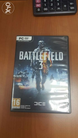 For sale Orginal BATTLEFIELD 3 For PC