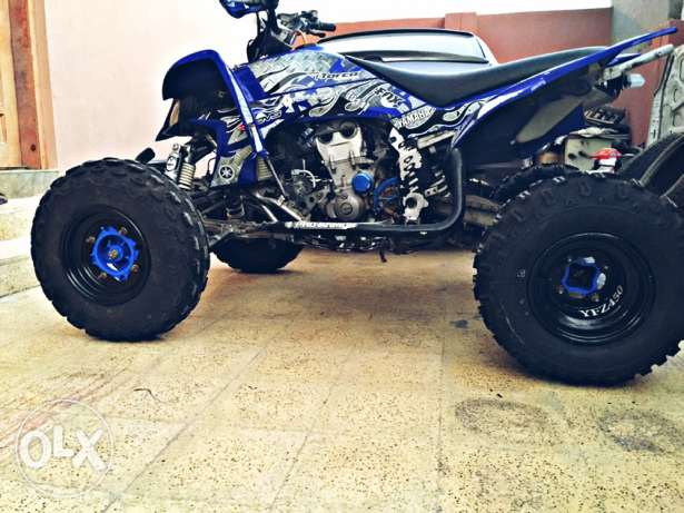 yfz450 for sale 2008