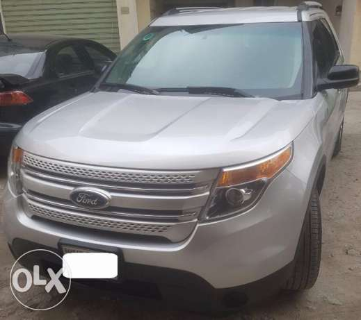 Limited Offer - Ford Explorer 2013 (Full Option) available for BD 130