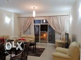 Fully furnished apartment for rent at Amwaj (Ref No: 158AJ)
