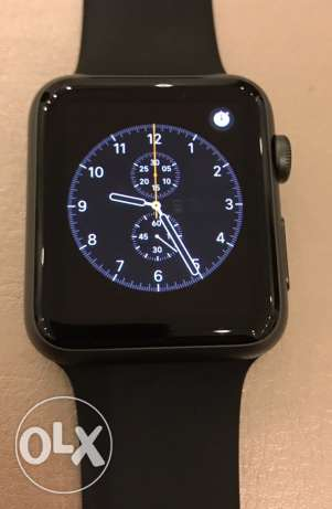 Apple watch 1 size 42 Riffa - image 3