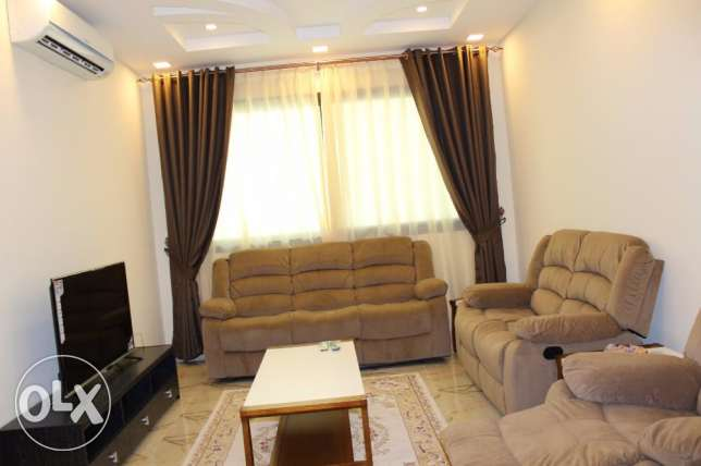 3 bedroom apartment brand new in New hidd/fully furnished inclusive جفير -  1