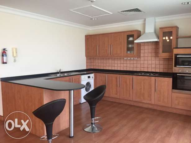 Two Bedrooms Pent house Fully Furnished in Apartment in Mahooz