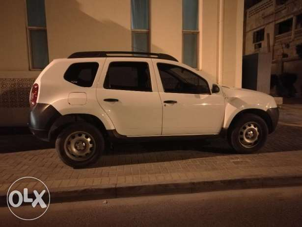 Renault duster 2013 agency maintained