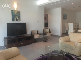 Adorable 2 bedroom flat at amwaj
